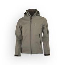 Eberlestock Trinity Peak Weatherproof Breathable Shell Jacket Dry Earth