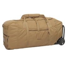 Kelty Tactical BRT Rolling Loadout Bag 10,500 Cubic Inches Coyote Brown USA Made