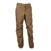 New Balance Military Layer 5 Fire Retardant Soft Shell Trousers Coyote Brown USA Made