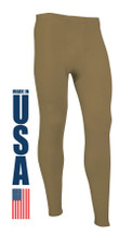 XGO Phase 4 Performance Heavyweight Pant USA Made Tan 499