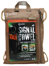 Mcnett Tactical Microfiber anti microbial towel & Multifunctional Aerial Signal Device