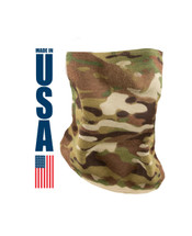 FR Phase 2 Midweight MultiCam Neck Gaiter USA Made
