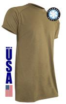 XGO FR Phase 1 Lightweight Advanced Cooling T-Shirt USA Made Tan 499