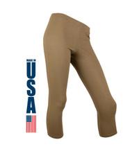 XGO Women's FR Capri Tan 499 USA Made