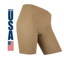 XGO Women's FR Short Tan 499 USA Made