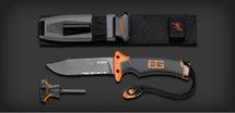 Gerber Bear Grylls Ultimate Fixed Blade Survival Knife Serrated Edge