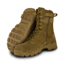 Altama Jungle Assault Boots Side Zip Coyote Brown AR 670-1 Compliant