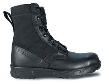 McRae T2 Ultra Light Hot Weather Combat Boot Black USA Made