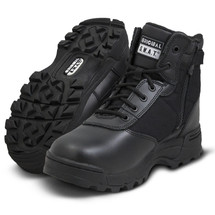 "Original SWAT 6"" Classic Boots Waterproof Side Zip Black"
