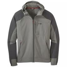 OR Men's Ferrosi Hooded Jacket Pewter Storm