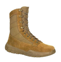 Rocky Brands C4R V2 Men's Tactical Military Boot Coyote Brown USA Made