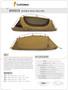 Catoma Badger Shelter System Spec Sheet