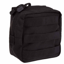 5.11 Tactical 6.6 Utility Pouch Black, Molle, Pals, Military, LE