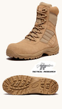 Belleville Tactical Research Guardian Hot Weather Composite Toe Boots Tan