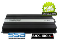 Sundown Audio SAX-100.4v2