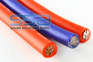 4 AWG CCA By The Foot - Sky High Car Audio