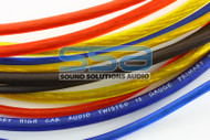 16 AWG Remote (primary) 500ft Spool - Sky High Car Audio