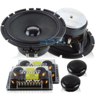 "Sundown Audio SA-6.5CSv2 6.5"" Component Set"