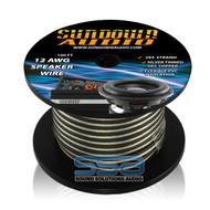 Sundown Audio 12 AWG OFC 100ft Speaker Wire Spool