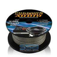 Sundown Audio 16 AWG OFC 200ft Speaker Wire Spool