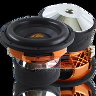 "Crescendo Audio CONTRALTO 10"" Subwoofer - 2500w RMS"