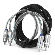 NVX XIX21 1m 2-Channel X-Series RCA Cable
