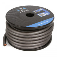 NV XW0GR50 1/0 Gauge Power/Ground Cable (Gray Color 50 Feet)