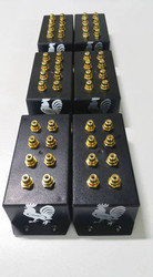 "SBC ""Cock Box"" 1 to 6 RCA Distribution Block"