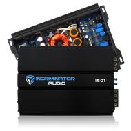 Incriminator Audio I501 500w Mono Block Amplifier