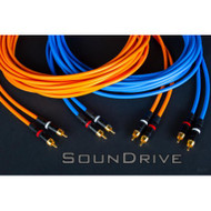 Soundrive High Fidelity Series 4 Channel RCA Cable