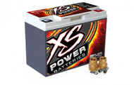 XS Power 12V AGM Starting Battery, Max Amps 800A  CA: 240A