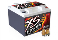 XS Power 12V AGM Starting Battery, Max Amps 2,000A  CA: 550A