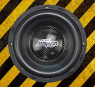"Audio Legion S2510 10"" 600W RMS Subwoofer"