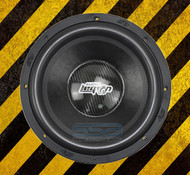 "Audio Legion S2512 12"" 700W RMS Subwoofer"