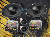 "Audio Legion CMPE65 6.5"" Component Set"