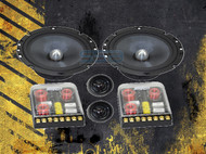 "Audio Legion CMPG65 6.5"" Component Set"
