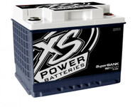 XS Power 12V Super Capacitor Bank, Group 47, Max Power 4,000W, 500 Farad