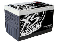 XS Power 12V Super Capacitor Bank, Group 34, Max Power 4,000W, 500 Farad