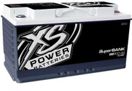 XS Power 12V Super Capacitor Bank, Group 49, Max Power 4,000W, 500 Farad