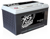 XS Power 12V Super Capacitor Bank, Group 65, Max Power 4,000W, 500 Farad