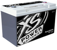 XS Power 12V Super Capacitor Bank, Group 31, Max Power 8,000W, 1,000 Farad