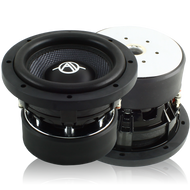"Ampere Audio-2.5 RVE 6.5"" 300w RMS Subwoofer"