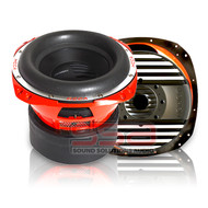 """ORION HCCA HCCA10, SUBWOOFER 10"""" 2000 WATTS RMS DUAL VC HCCA102 