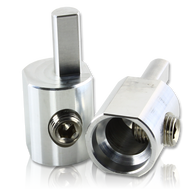 1/0 AWG TO 4 AWG REDUCER - (Matched Pair)