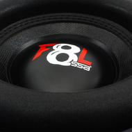 "Recone for F8L 8"" Sound Solutions Audio 8"" 650W F8L Series Subwoofer"