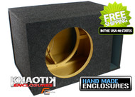 "Ported Single 18"" Subwoofer Enclosure"
