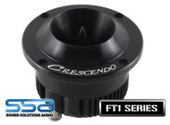 FT1-BLK SUPER TWEETER CRESCENDO AUDIO