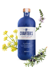 Crafter's London Dry Gin 43% 700ml