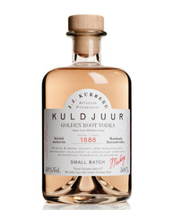 JJ Kurberg Golden Root Vodka 40% 500ml