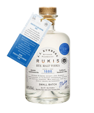Kurberg Rye Malt Vodka 40% 500ml